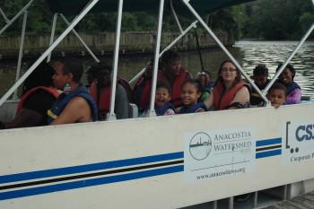 Families Boarding 2